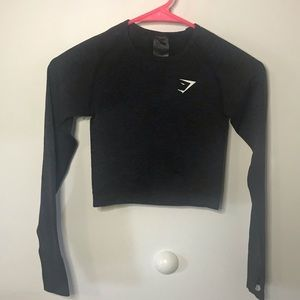 Gymshark Vital Long Sleeve Crop
